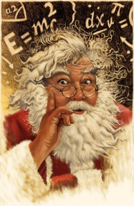 science-of-santa-academic-santa-8x10